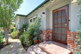 1950 Ranch Home at 4301 W Avenue 42