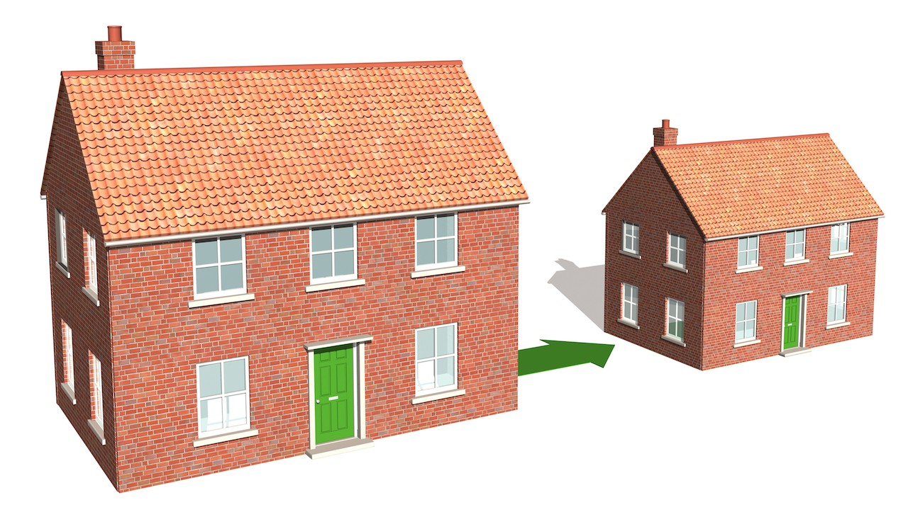 """Home Upsizing, Downsizing Or """"Rightsizing""""? That Is the Question"""