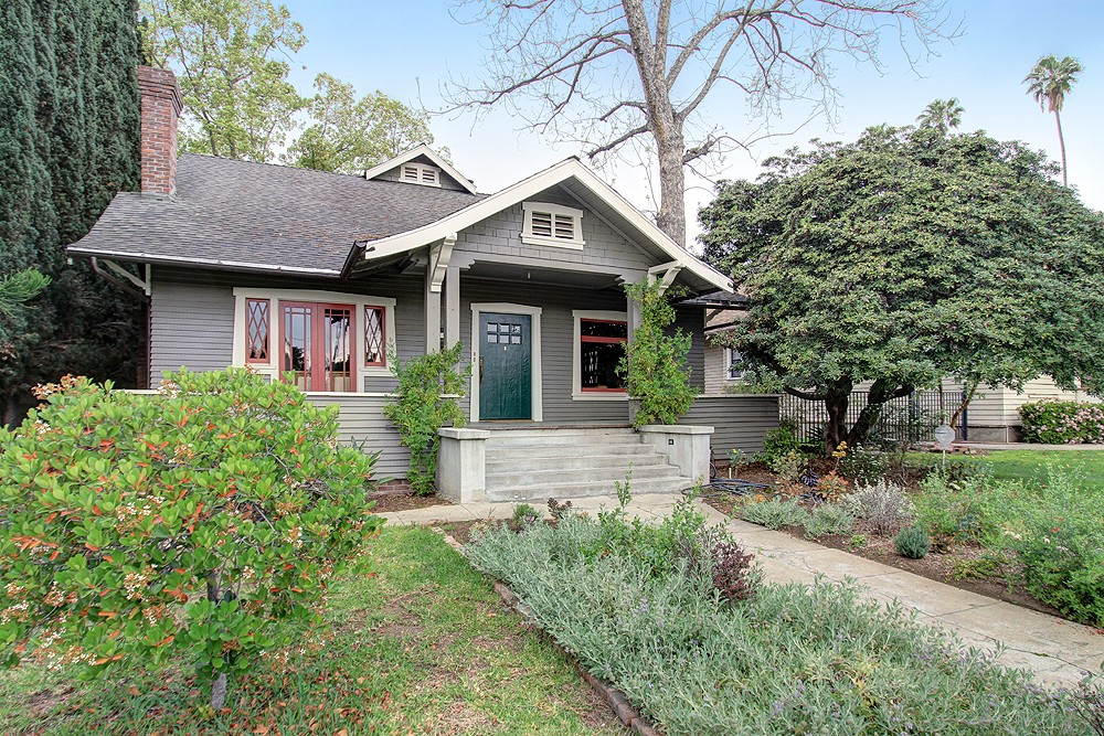 Updated 1905 Craftsman at 1115 Brent