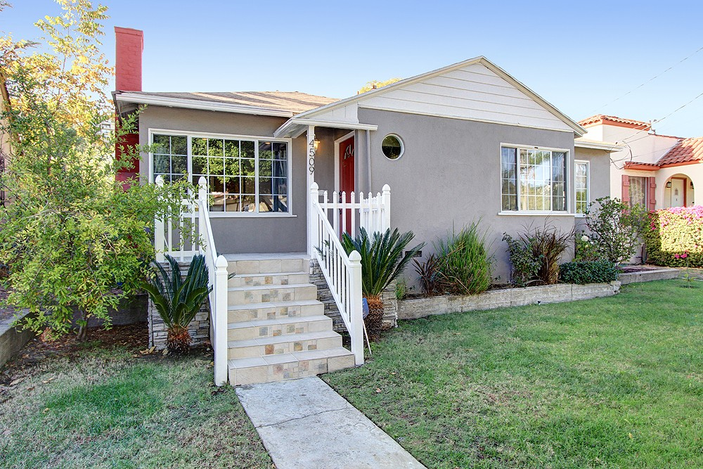 Lovely 1945 Ranch Style Home at 4509 Verdugo Rd.