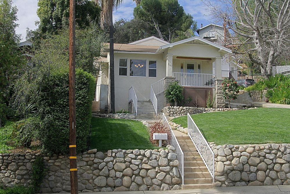 Expanded Craftsman Bungalow at 845 N Avenue 63