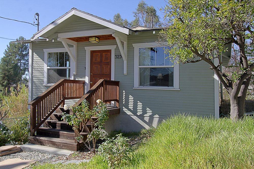 Charming Hillside Cottage at 5234 Barker Drive