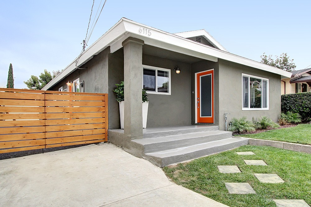Mid-Century Ranch Home at 6115 Hillandale.