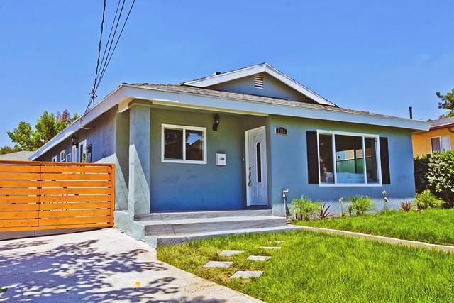 Remodeled California Ranch at 6115 Hillandale Drive