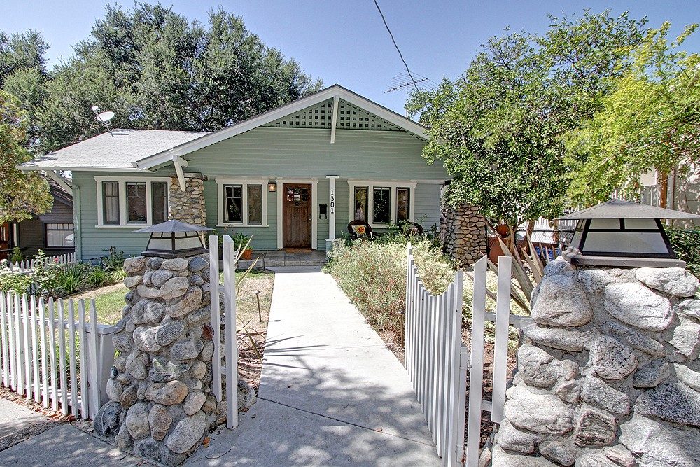 Stunning Remodeled Craftsman at 1301 Oak Grove Drive