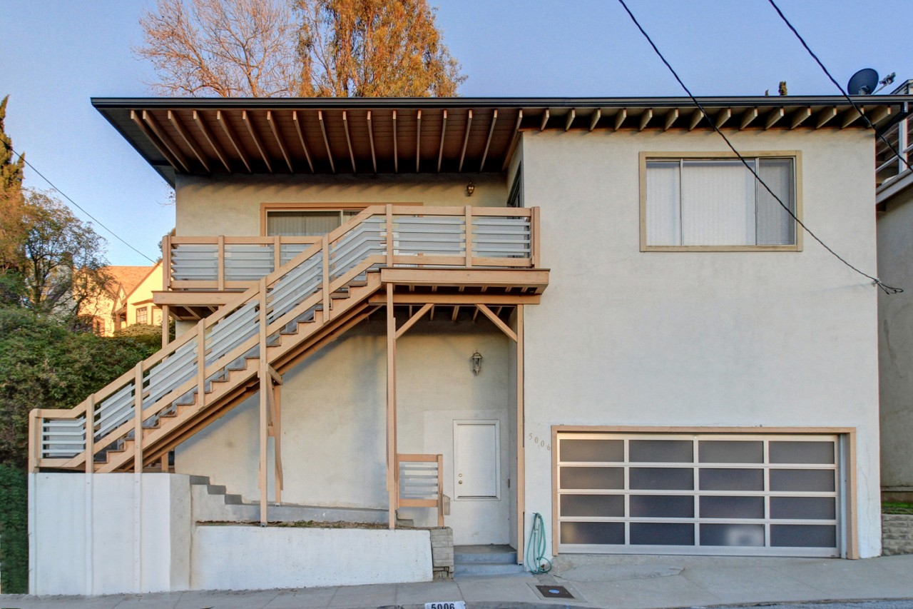 This Eagle Rock modern home is move-in ready: 5006 Onteora