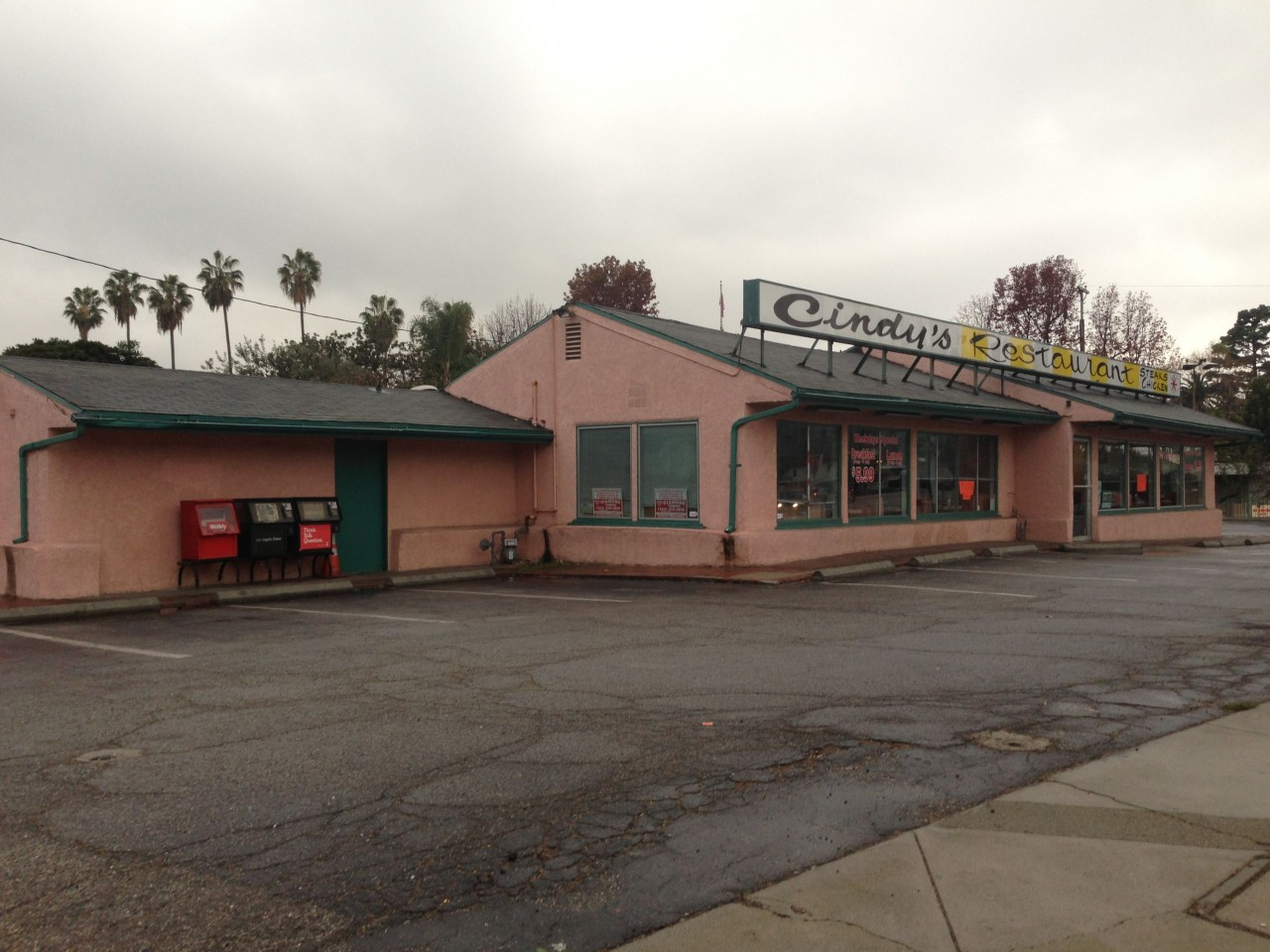 Exciting News for Cindy's Diner!